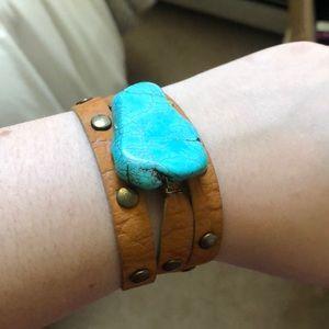 Torquiose bracelet from Arizona